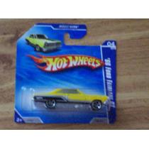 Hotwheels ´66 Ford Fairlane Gt Muscle Mania 2010 Hot Wheels