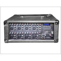 *mezcladora De 8 Canales Con Usb / Sd Y Display Kaiser Pro *