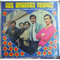 Rock Sudamericano, Los Angeles Negros, Lp 12´,