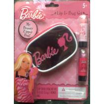 Cosmetiquera Y Pinturas Set 2 Del 50 Aniversario De Barbie