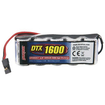 Radiocontrol Bateria Receptor Nimh 1600 Mha Traxxas Hpi
