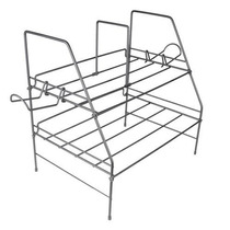 Atlantic Game Depot Wire Gaming Rack - Bandeja De Escritorio