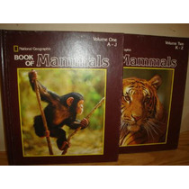 Inglés - Book Of Mammals - National Geographic