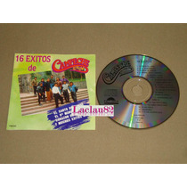 Campeche Show 16 Exitos 1991 Fonovisa Cd El Santo Del Amor
