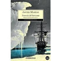 Libro Travesía Del Horizonte, Javier Marías.