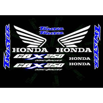 Jgo De Calcomanias Para Moto Honda Cbx Twister