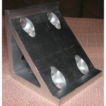 Escuadra Doble Para Perfil De Aluminio 20-440 Parker