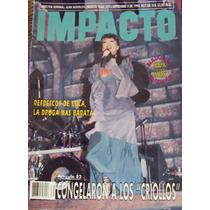 Revista Impacto, Alejandra Guzman En Portada