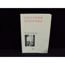 Salvador Elizondo, El Retrato De Zoe, Vuelta, México, 1992,