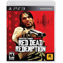 Red Dead Redemption Para Playstation 3 Ps3 Nuevo Sellado Hm4