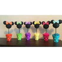 Centros De Mesa Mimi Mouse