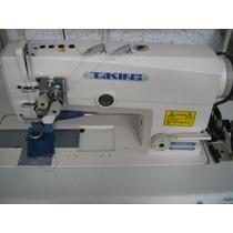 Maquinas De Coser Industrial De Doble Aguja Costura Recta