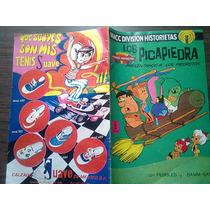 Comic Los Picapiedra Editorial Macc Division Historietas #22