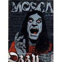 Revista La Mosca Con Ozzy Osbourne En Portada