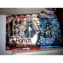 Figuras Figma De Blac Rock Shooter Edicion Tv Originales
