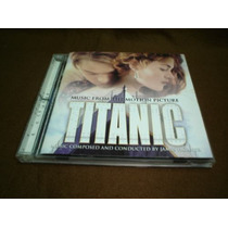 Titanic-cd Alb-music From The Motion Picture Soundtrack *mmu