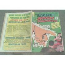 Comic Historietas Mundos Prohibidos