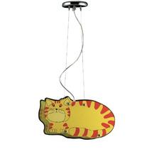 Línea Infantil - Colgante Gato Para Habitación De Los Niños