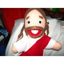 Gcg Titere De Fieltro Biblico: Jesus Dvn