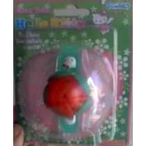 Hello Kitty Reloj En Forma De Flor Muy Bonito Y Original