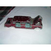 Mercedes-benz Pullman 600 De Dinky 1:43 Setentas Vv4
