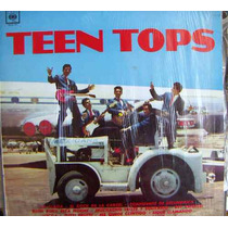 Nvd. Rock Mexicano, Teen Tops Reedicion Lp 12´,