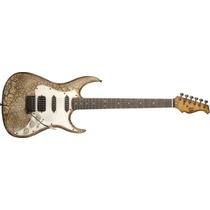 Guitarra Eléctrica Axl Badwater Se Café As-820-ckbw