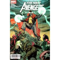 Marvel The New Avengers #35 ¡¡¡remate!!! Precio De Portada
