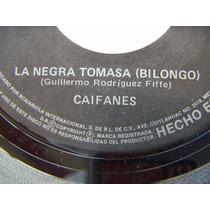 Rock Mexicano, Caifanes, La Negra Tomasa, Sencillo 7´,