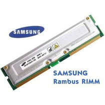 Mem Rdram Rimm 256mb P/presario 7111la Compaq Dell Sony Aqui