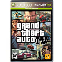 ..:: Grand Theft Auto Iv ::.. Para Xbox 360 En Start Games
