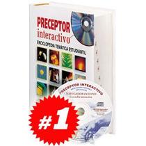 Preceptor Interactivo -enciclopedia Temática Estudiantil-