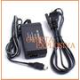 Adaptador Cargador Ac-l100 P/video Camara Sony Handycam