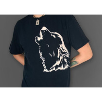 Stkm The Wolf Tee Stockholm Apparel