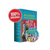 Consultor Diccionario Ingles-español + Cd-rom