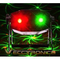 Fabuloso Laser Con Direrentes Efectos En 3d Con Movimiento.