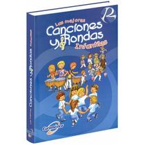 Las Mejores Canciones Y Rondas Infantiles 1 Vol + 2 Cds