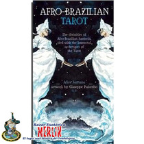 Tarot Afro-brasileño Santería - 78 Cartas Y Folleto Práct.