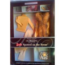 Gran Set 2 De Ropa Y Accesorios De Barbie Caja De Coleccion
