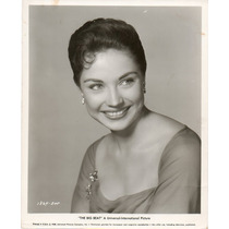 Foto Original The Big Beat Andra Martin Will Cowan 1958 Usa