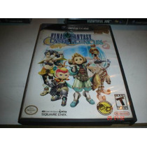 Nintendo Game Cube Final Fantasy Crystal Chronicles