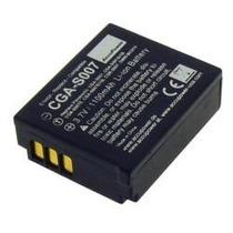 Bateria Recargable Cga-s007 Camara Panasonic Lumix Dmc-tz3