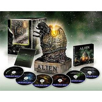 Alien Anthology The Ultimate Collection Blu-ray Limited Ed.