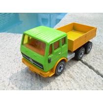 Tracto Camion Mercedes-benz De Siku Setentas Vv4