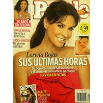 Selena Quintanilla Maite Perroni Ricky Martin Revista People