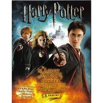 Estampas Album El Mundo Mágico De Harry Potter