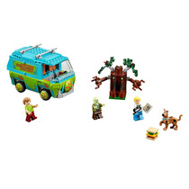 Lego Scooby Doo La Máquina Del Misterio-75902