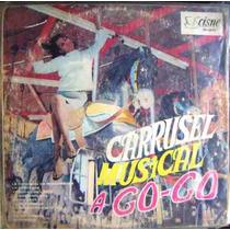Rock Mex. Varios, Carrusel Musical A Go Go, Los Panky´s, Lp