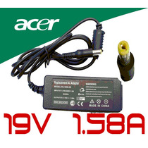 Cargador Adaptador Laptop Aspire Mini Acer One 19v 1.58a