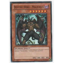 Destiny Hero - Malicious °gold Series 3° Yugioh!